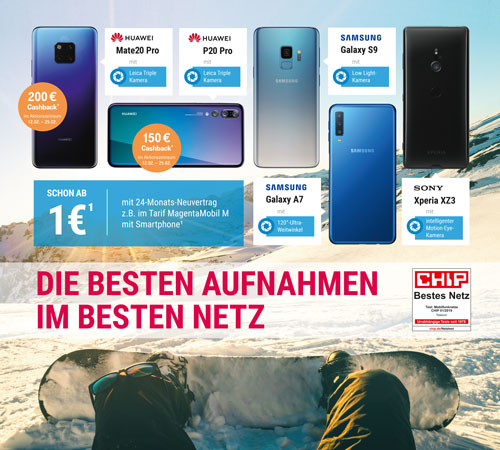 televista24 - Angebot iPhone 8 / 8 Plus